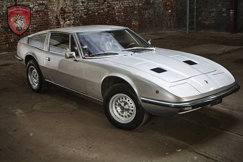 1973 Maserati Indy 4700 America * European Version SOLD (picture 3 of 6)