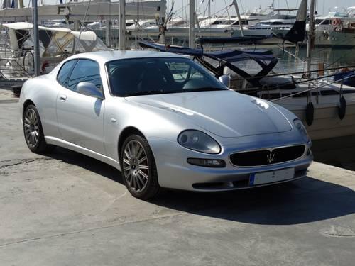 2001 Maserati 3200 GT Assetto Corsa #54/56, original paint ...