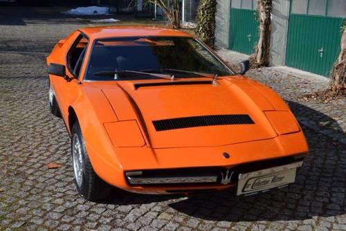 1974 Maserati Merak For Sale (picture 5 of 6)