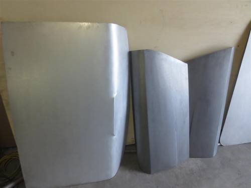 1960 BODY PANEL FOR MASERATI VIGNALE SPYDER For Sale (picture 4 of 5)