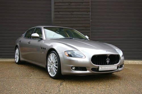 2010 Maserati Quattroporte 4.7 Sport GTS Auto (66,754 miles) SOLD (picture 2 of 6)