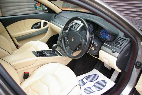 2010 Maserati Quattroporte 4.7 Sport GTS Auto (66,754 miles) SOLD (picture 4 of 6)
