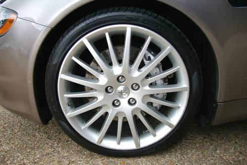 2010 Maserati Quattroporte 4.7 Sport GTS Auto (66,754 miles) SOLD (picture 5 of 6)