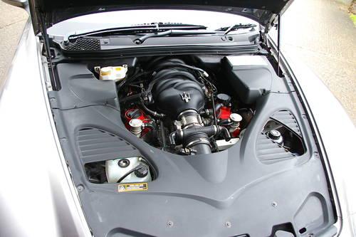 2010 Maserati Quattroporte 4.7 Sport GTS Auto (66,754 miles) SOLD (picture 6 of 6)