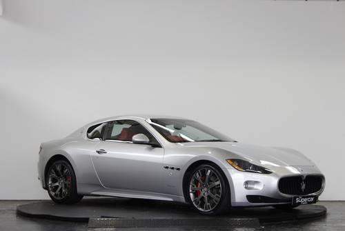 2009 Maserati Granturismo S 4.7 V8 - MC Shift - 12K Miles SOLD (picture 2 of 6)