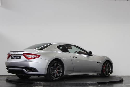 2009 Maserati Granturismo S 4.7 V8 - MC Shift - 12K Miles SOLD (picture 3 of 6)
