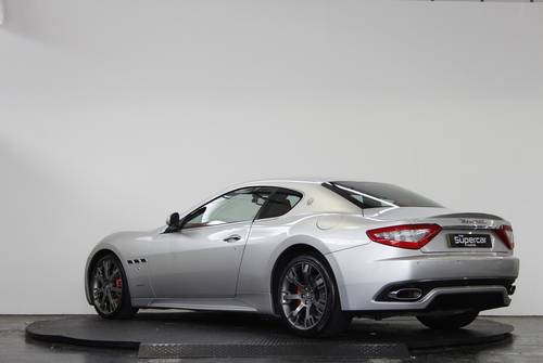 2009 Maserati Granturismo S 4.7 V8 - MC Shift - 12K Miles SOLD (picture 4 of 6)