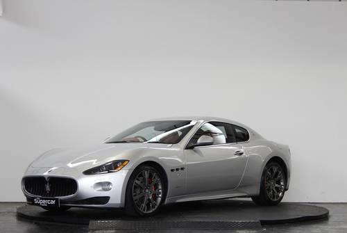 2009 Maserati Granturismo S 4.7 V8 - MC Shift - 12K Miles SOLD (picture 5 of 6)