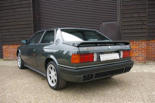 1991 Maserati Biturbo 2.8 V6 222 SR Auto LHD (23226 miles) SOLD (picture 3 of 6)