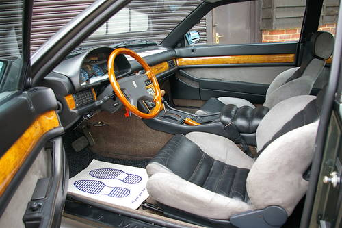 1991 Maserati Biturbo 2.8 V6 222 SR Auto LHD (23226 miles) SOLD (picture 4 of 6)