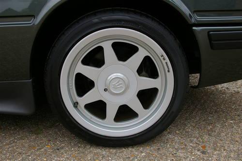 1991 Maserati Biturbo 2.8 V6 222 SR Auto LHD (23226 miles) SOLD (picture 5 of 6)