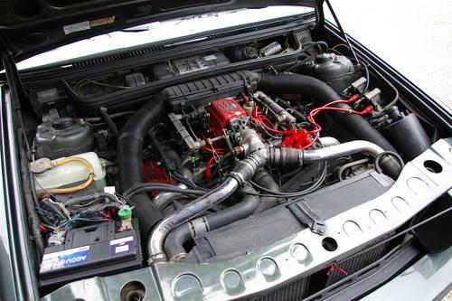 1991 Maserati Biturbo 2.8 V6 222 SR Auto LHD (23226 miles) SOLD (picture 6 of 6)