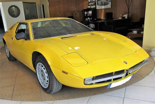 1972 Maserati Merak 3000 For Sale (picture 1 of 6)
