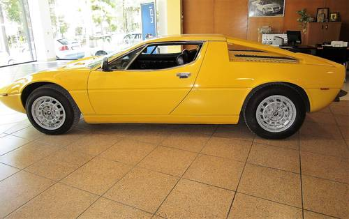 1972 Maserati Merak 3000 For Sale (picture 2 of 6)