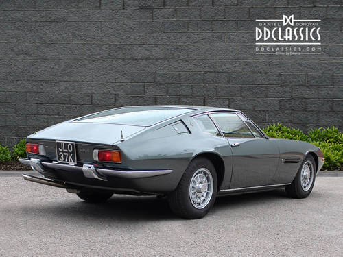 1972 Maserati Ghibli 4.7 Coupe RHD SOLD (picture 2 of 6)