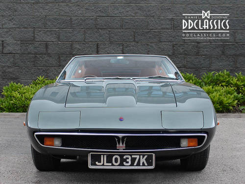 1972 Maserati Ghibli 4.7 Coupe RHD SOLD (picture 3 of 6)