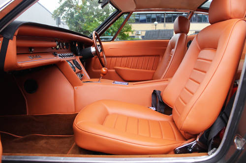 1972 Maserati Ghibli 4.7 Coupe RHD SOLD (picture 4 of 6)