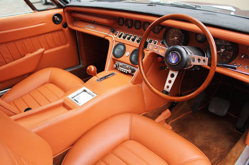 1972 Maserati Ghibli 4.7 Coupe RHD SOLD (picture 5 of 6)