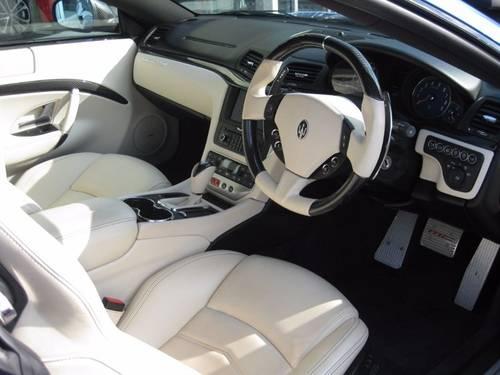 2013 (63) Maserati Granturismo Sport 4.7 V8 2dr Coupe Auto SOLD (picture 4 of 6)