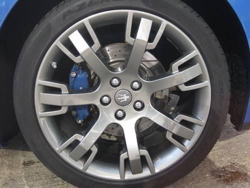 2013 (63) Maserati Granturismo Sport 4.7 V8 2dr Coupe Auto SOLD (picture 6 of 6)
