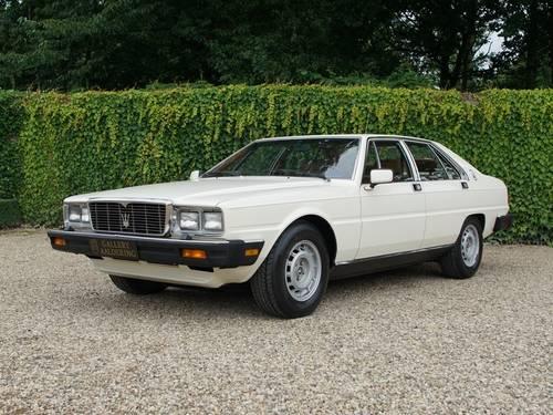 1984 Maserati Quattroporte 4.9 series3  Great original condition! For Sale (picture 1 of 6)
