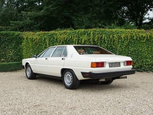 1984 Maserati Quattroporte 4.9 series3  Great original condition! For Sale (picture 2 of 6)