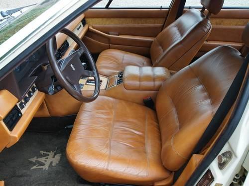1984 Maserati Quattroporte 4.9 series3  Great original condition! For Sale (picture 3 of 6)