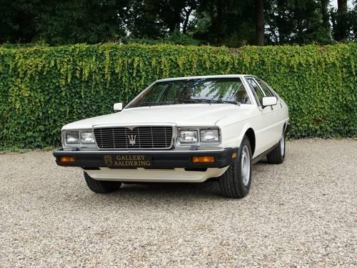1984 Maserati Quattroporte 4.9 series3  Great original condition! For Sale (picture 5 of 6)