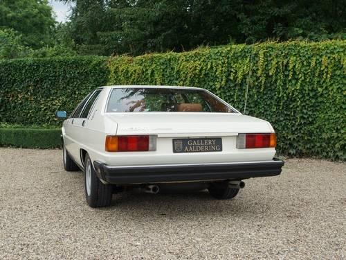1984 Maserati Quattroporte 4.9 series3  Great original condition! For Sale (picture 6 of 6)