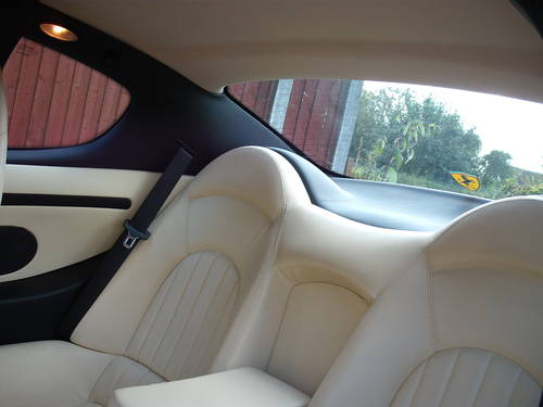 Maserati 4200 GT Coupe Cambiocorsa 2002 49k Paddle £9k Spent SOLD (picture 4 of 6)