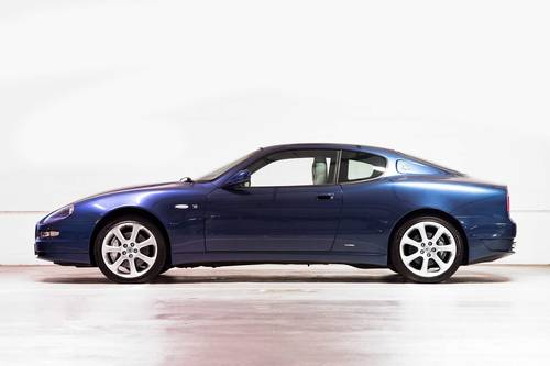 2005 Maserati 4200 GT Coupe RHD fase lift Manual Gearbox  SOLD (picture 2 of 6)