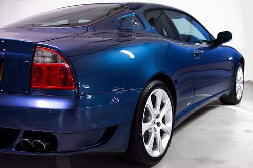 2005 Maserati 4200 GT Coupe RHD fase lift Manual Gearbox  SOLD (picture 3 of 6)