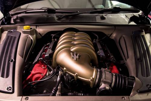 2005 Maserati 4200 GT Coupe RHD fase lift Manual Gearbox  SOLD (picture 4 of 6)