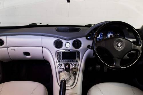 2005 Maserati 4200 GT Coupe RHD fase lift Manual Gearbox  SOLD (picture 5 of 6)