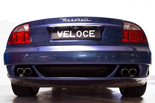 2005 Maserati 4200 GT Coupe RHD fase lift Manual Gearbox  SOLD (picture 6 of 6)