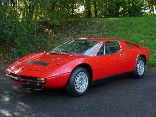 1976 Maserati Merak SS AM 122 For Sale (picture 1 of 6)