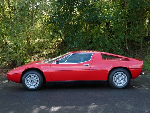 1976 Maserati Merak SS AM 122 For Sale (picture 2 of 6)