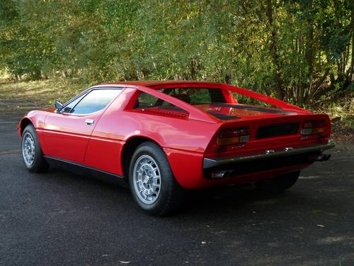 1976 Maserati Merak SS AM 122 For Sale (picture 3 of 6)