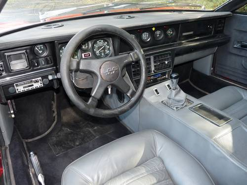1976 Maserati Merak SS AM 122 For Sale (picture 4 of 6)