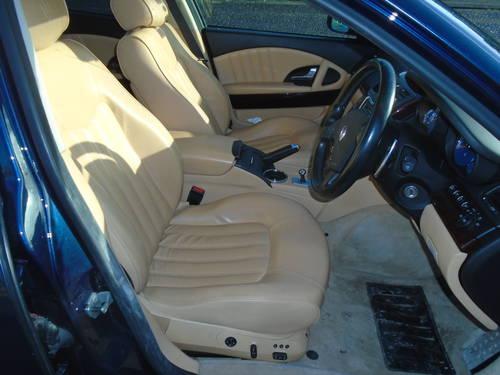 2006 MASERATI QUATTROPARTE (MI139)SPORT GT For Sale (picture 6 of 6)