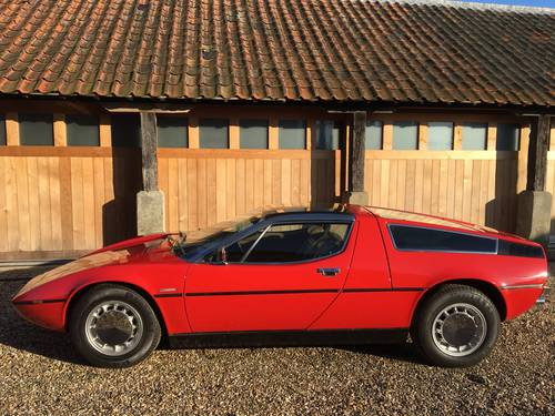 Maserati Bora For Sale Uk