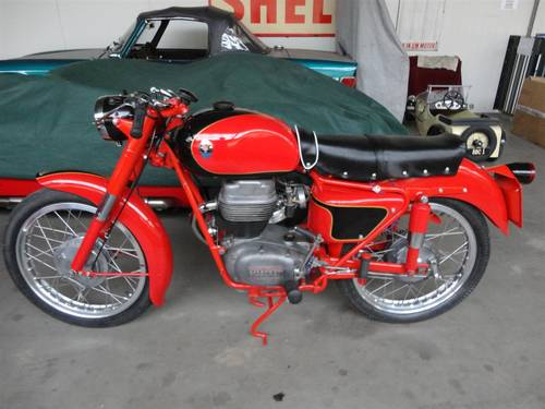 1959 maserati motor bikes For Sale (picture 5 of 6)