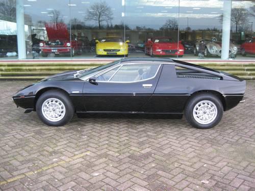 1973 Maserati Merak 3000 € 59.500 For Sale (picture 1 of 6)