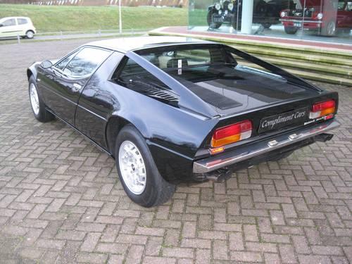 1973 Maserati Merak 3000 € 59.500 For Sale (picture 2 of 6)
