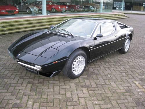 1973 Maserati Merak 3000 € 59.500 For Sale (picture 3 of 6)