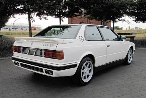 1992 MASERATI 222 SR COUPE GHIBLI 2.8 V6 AUTO ONE OF ONLY 210 *  For Sale (picture 2 of 6)
