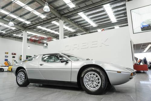 Maserati Merak 3.0L Built 1974  SOLD (picture 1 of 6)