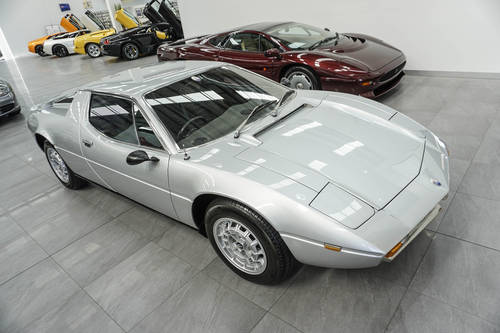 Maserati Merak 3.0L Built 1974  SOLD (picture 2 of 6)