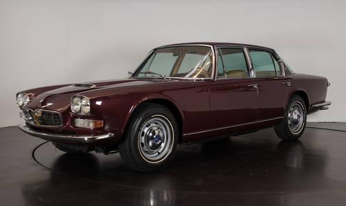 1967 Maserati QuattroPorte For Sale (picture 1 of 6)