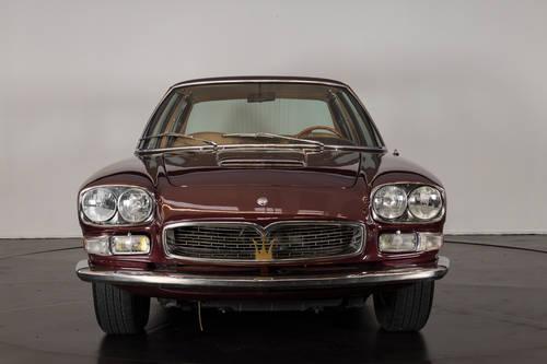 1967 Maserati QuattroPorte For Sale (picture 3 of 6)